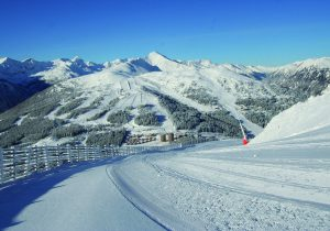 Skifahren am Katschberg-Hotel Hutter