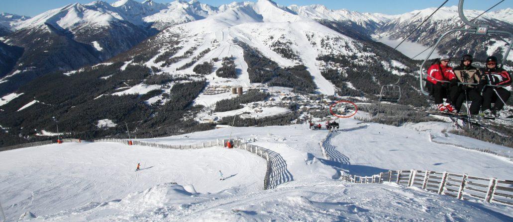 Langlaufen - Hotel Hutter - Winterurlaub Katschberg