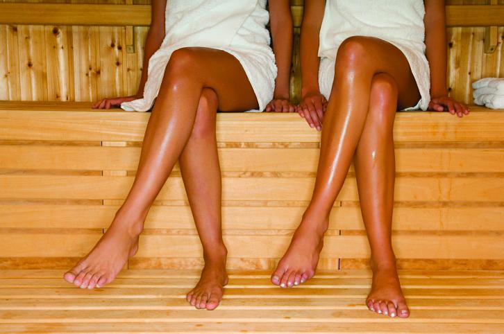 Sauna, Wellness & Vitalbereich - Hotel Hutter - Ferien am