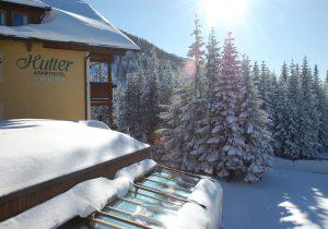 Hotel Hutter - Außenansicht