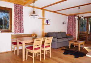 Wohnzimmer - Hotel Hutter - Urlaub Katschberg