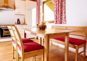 Esstisch - Hotel Hutter - Urlaub am Katschberg
