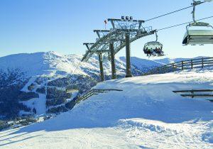 Skiurlaub Katschberg Sessellift - Hotel Hutter