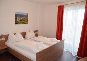 Bedroom - Apartment Katschberg - Hotel Hutter