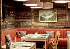 Alpin-Restaurant - Hotel Hutter