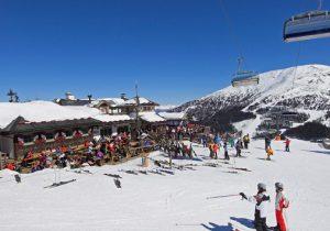 Gamskogel - Skihütte - Hotel Hutter