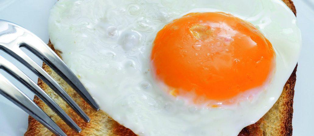 Herz-Ei - Frühstück im Hotel Hutter