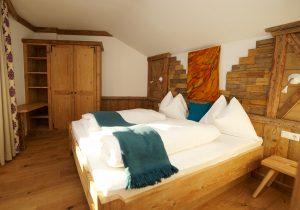 Schlafzimmer - Hotel Hutter - Urlaub Katschberg