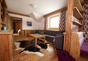 living room - suite katschberg - Hote Hutter