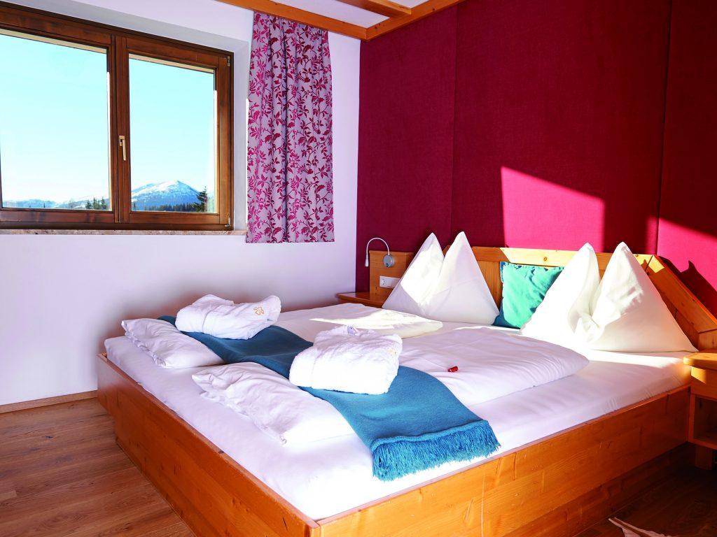 Apartment tschaneck  familienurlaub katschberg hotel hutter