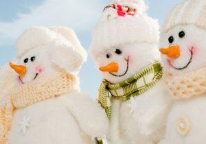 Anfrage Schneemänner