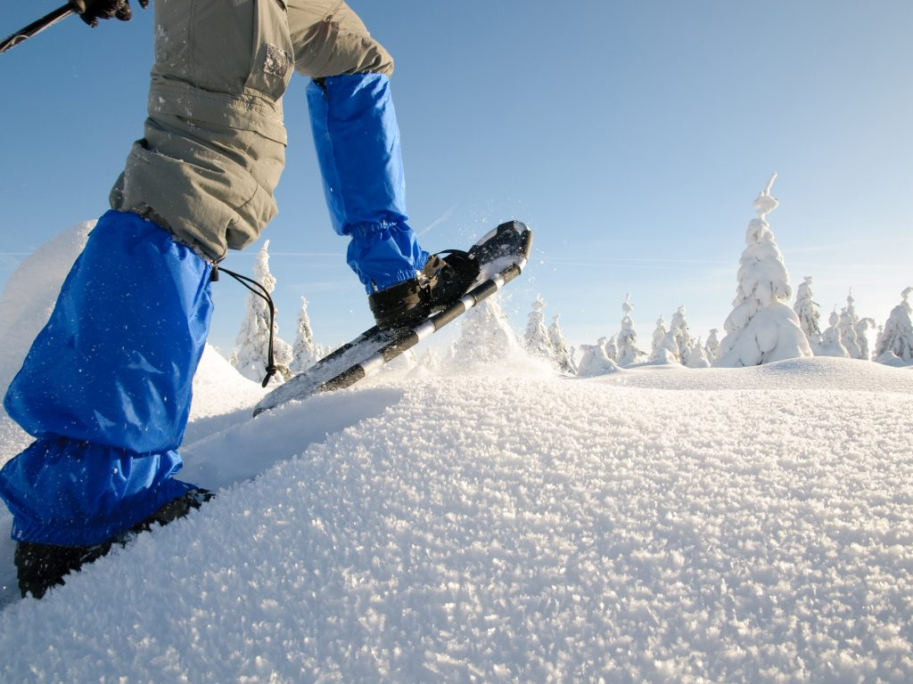 """In what conditions will I hike in """"waterproof"""" footwear? 
