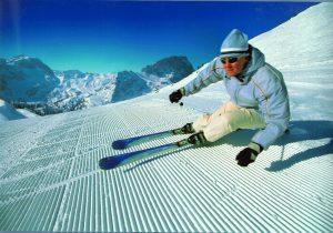 Skifahren am Katschberg - Hotel Hutter