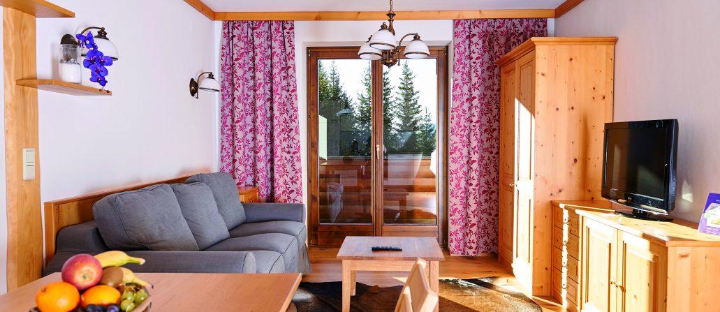 Apartment - Tschaneck- Hotel Hutter