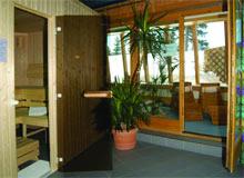 Wintergarten & Sauna - Hotel Hutter