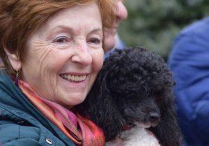 Hund Roxi - Hotel Hutter - Urlaub mit Hund