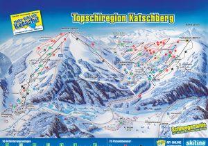 map-katschberg - hotel hutter